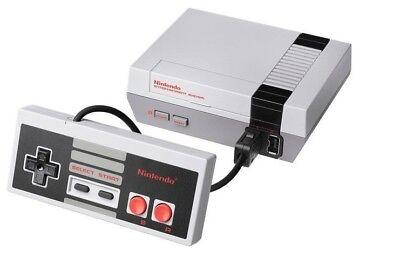 Nintendo Entertainment System NES Classic Edition Mini, Replica, White, 30 Games