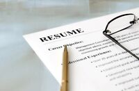 Resume And Cover Letter Writing Services.