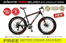 "BRAND NEW 26"" 2015 PRO EUROBIKE ALLOY X RD SHIMANO 21 GEAR BRVIC Melbourne Region Preview"