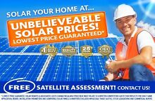 FREE SOLAR QUOTES!..Wipe Out Electricity Bills Forever! SAVE $$$$ Cheltenham Kingston Area Preview
