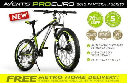 """BRAND NEW 2015 27.5"""" SHIMANO XROAD BIKE FREE DELIVERY! BGSA Adelaide Region Preview"""