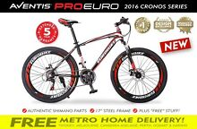"BRAND NEW CRONOS XROAD MOUNTAIN 26"" 21 GEARS 5 YEAR WARRANTY BRSA Adelaide Region Preview"