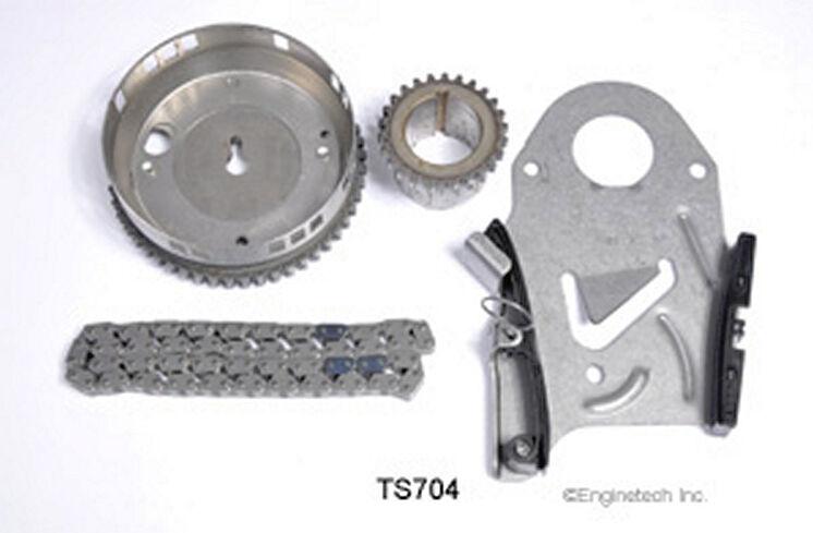 Chrysler Dodge Mopar 345 5.7 6.4 Srt8 Hemi Enginetech Timing Chain Set