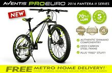 "BRAND NEW 27.5"" MOUNTAIN BIKE 70% OFF RRP PROEURO 21GEAR BG WA Perth Region Preview"