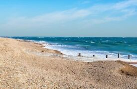 One bedroom apartments seafront location Hayling Island