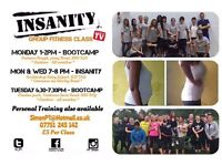 Group Fitness & Personal Training