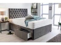 ⭐️⭐️CHESTERFIELD DIVAN BED⭐️⭐️ MESSAGE ON 07426 076460