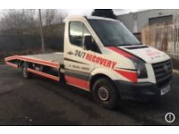 2009 Volkswagen crafter recovery truck 2.5 tdi