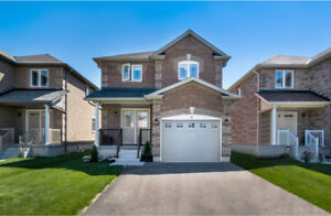 3-Bedroom House with Finished Basement SouthEnd Barrie