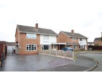 2 bedroom Semi-detached House To Rent in Wednesfield Wolverhampton WV11