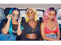 Putting a urban Girl band (rnb soul pop) together . Send audition request today .