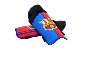 World Cup Barcelona soccer shin guards - $12