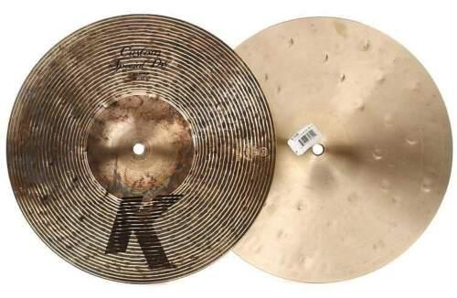"New Zildjian 13"" K Custom Special Dry Pair Of Hi Hats"