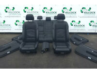 Bmw 5 series f10 m sport leather seats 520d 520d 535d