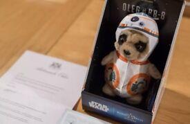 Oleg Meerkat at Star Wars BB8