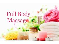 **New** Full Body Massage