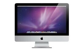 selling for parts as has fault - 21.5 inch Apple Imac - i5 processor -