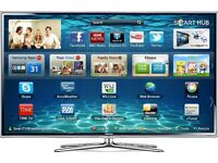 "55"" Samsung Smart TV as new Little used"