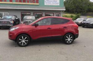 2014 Hyundai Tucson SUV trade for car