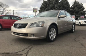 2005 Nissan Altima 2.5 SL, 4 door, Safety passed, e test passed