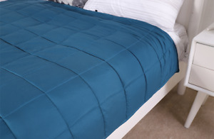 Weighted Blanket 10 pound 25 pound, single, double, queen