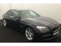 BMW 730d M Sport Exclusive FROM £103 PER WEEK!