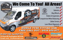 RM TYRES  the mobile tyre shop that comes to you for FREE Baldivis Rockingham Area Preview