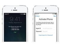 Need apple id lockd iphones urgent