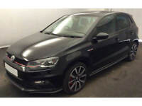 VOLKSWAGEN POLO 1.2 TDI SE  MATCH S 1.4 TSI 1.6 TDI R LINE GTi FROM £67 PER WEEK