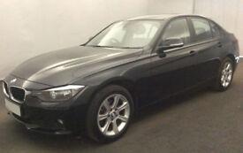 Black Sapphire BMW 316 2.0TD 2014 d ES FROM £36 PER WEEK!