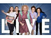 Catherine Tate Tickets - Colton Hall, Bristol 4th Dec - Two Tickets