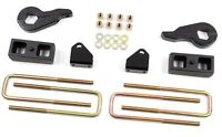Zone Offroad - Leveling kit 2'' Chev/GMC 2500-3500 - 2001-2010