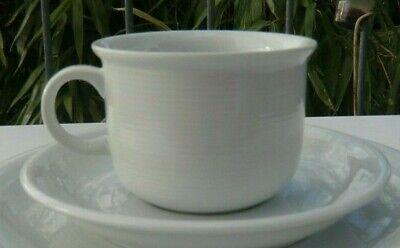 Thomas Rosenthal Trend Wei/ß Kaffee Obertasse Porzellan Wei/ß 180 ml