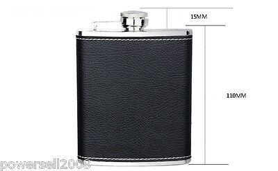Колбы Black Stainless Steel 7OZ Portable