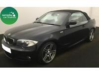 £222.91 PER MONTH BMW 120 2.0TD AUTO SPORT PLUS EDITION 2DOOR DIESEL CONVERTIBLE