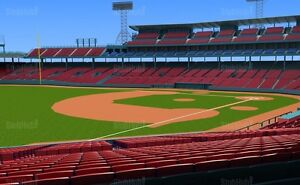 Blue Jays v. Red Sox - Fenway - July 19 - 2 Tickets