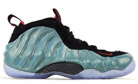 Nike Air Foamposite 'Gone Fishing' Size UK 7 8 Brand New