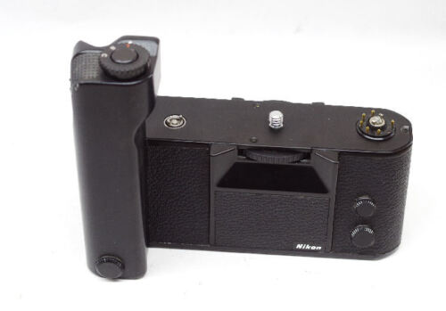 Nikon MD-4 Motor Drive for F3 TESTED