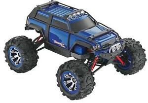 NEW Traxxas 1/16 Summit VXL 4WD TQ 2.4GHz RTR Blue 72074 NIB