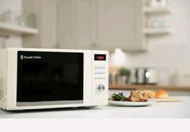 Russel Hobbs RHM2064 - Cream microwave