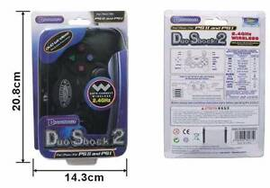 PS2/PS one Wireless Dual Shock Controller  Brand NEW Burwood East Whitehorse Area Preview