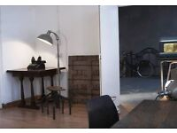 Short Term Artists Studio / Work Space / Warehouse Style Working Space