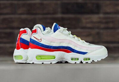 NIKE AIR MAX 95 SE COURDUROY RAINBOW UK 5.5 US 8 EUR 39