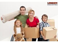 Cheap Man with van Van hire House /single moves unbeatable Price. Delivery service 24/7