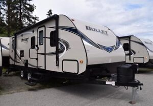 2017 Bullet - Travel Trailers Lightweight 247BHSWE