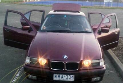 1995 BMW Other Sedan Meadow Heights Hume Area Preview