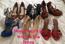 12x shoes size 8/9's North Tivoli Ipswich City Preview
