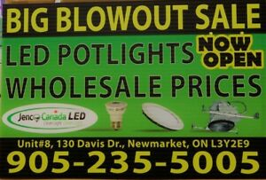 CONTRACTOR SPECIAL ELECTRICAL** LED SLIM PANELS, LIGHTS, BULBS