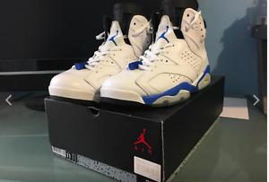 Jordan 6 Sports Blue Us11 Melville Melville Area Preview