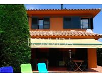 For Rent : Charming Holiday Home 8P Costa Brava Spain.